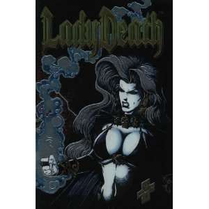 LADY DEATH II BETWEEN HEAVEN & HELL # 1 4 Complete Story