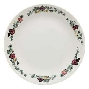 Corelle Livingware 10 1/4 Inch Dinner Plate, Garden Home
