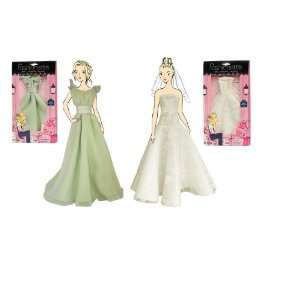& Kate, Fashion Clothes Set for Barbie, Steffi, Disney Princesses