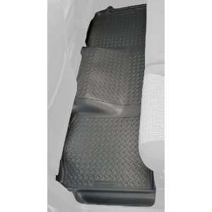 Liners Custom Fit Second Seat Floor Liner for Dodge RAM 2500 (Grey