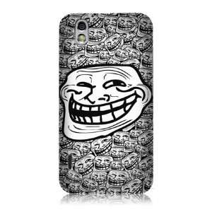 Ecell   TROLL MEME FACE TROLLFACE PROTECTIVE BACK CASE COVER