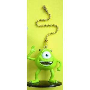 : Monsters Inc MIKE WAZOWSKI Ceiling Fan Light Pull: Everything Else