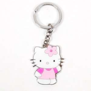 Hello Kitty Figure Wings Key Ring Chain Keyring Toys