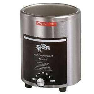 Star 4RW 4 Qt. Stainless Steel Food Warmer   120V