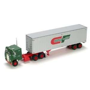 HO RTR Freightliner w/40 Trailer, CF Toys & Games