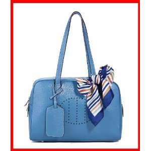 100% Genuine Leather Purse Shoulder Bag Handbag Tote Satchel Silk
