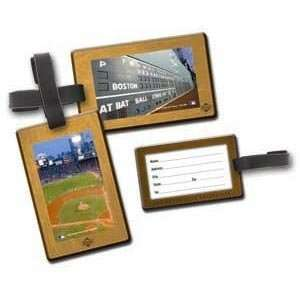 MLB Red Sox Fenway Park Executive Collection Luggage Tag Set