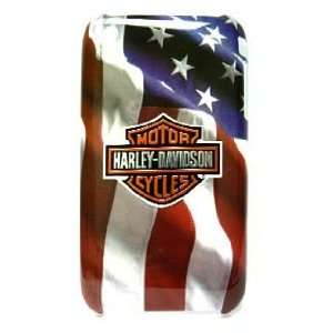 Harley Davidson Flag Phone Cover/faceplate Cell Phones & Accessories