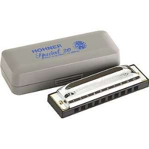 Hohner Special 20 H560 Harmonica Musical Instruments