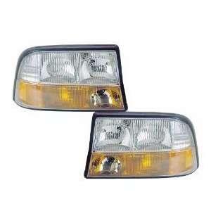 Headlights Headlamps With Fog Light Driver/Passenger Automotive