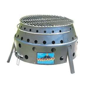 Volcano Charcoal/Propane/Wood Cooking Stove
