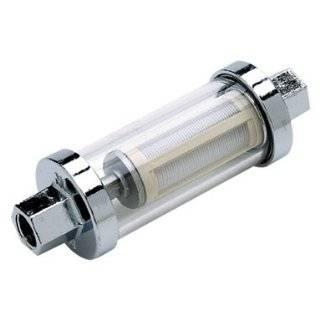 Moeller Universal Inline Glass View Fuel Filter (3/8, 5