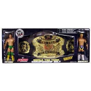 Jakks Pacific RAW Exclusive 2 Pack World Tag Team Championship Belt