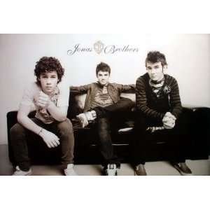 The Jonas Brothers American Boy Band Music Wall Decoration Poster Size