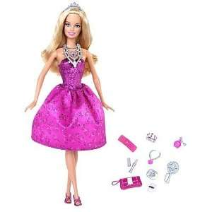 Barbie ~11.5 Doll Pink  Toys & Games