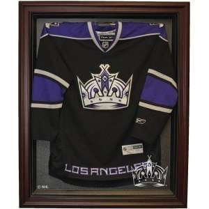 Los Angeles Kings Full Size Removable Face Jersey Display