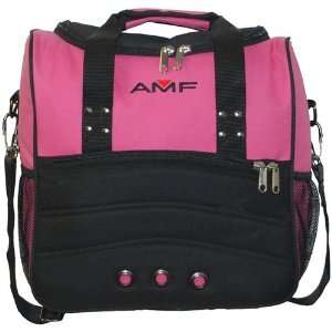 AMF Complete 1 Ball Tote Pink/Black