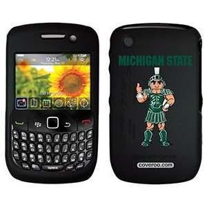 Michigan State Sparty on PureGear Case for BlackBerry