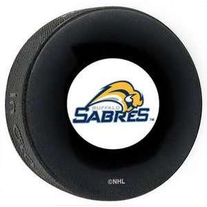 Buffalo Sabres NHL Team Logo Autograph Hockey Puck  Sports
