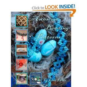 Awesome Beading Patterns! (9781456345990): Lisa Twede