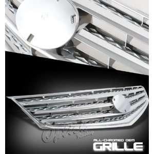 Chevy Tahoe Sport Grill   Chrome One Piece Diamond Style Automotive