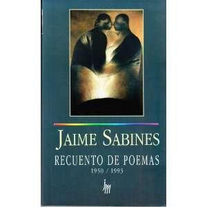 Recuento de poemas, 1950 1993 (Spanish Edition