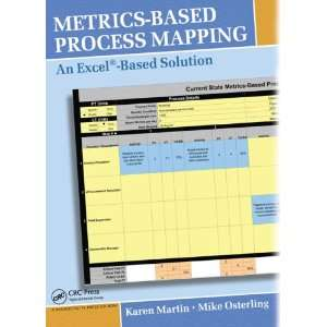 Metrics Based Process Mapping An Excel Based Solution