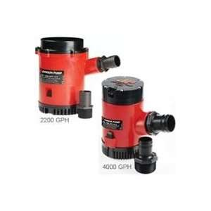 1600 12 Volt Heavy Duty Bilge Pump