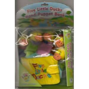 5 Little Ducks Hand Puppet (9781741830460) Books