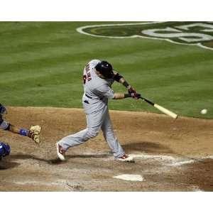Yadier Molina, St. Louis Cardinals, World Series Game 3, 10/22/2011