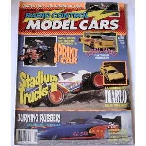 : Radio Control Model Cars Vol. 7, No. 11 September 1992 : Sprint Car