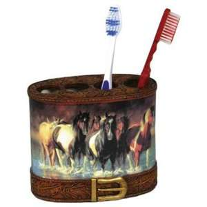 Rivers Edge Products Rush Hour Toothbrush Holder Sports