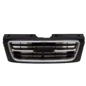 ISUZU TROOPER OEM STYLE GRILLE CHROME/BLACK Automotive