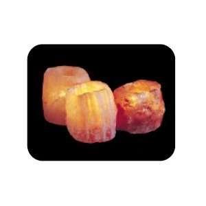 Indus Classic Himalayan Rock Salt Crystal Tea Light Candle Holder Lamp