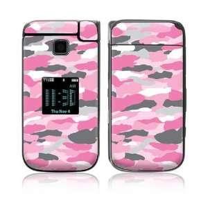Samsung Alias 2 Decal Skin Sticker   Pink Camo Everything