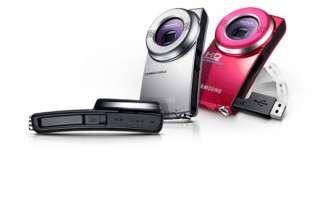 Samsung HMX U20 Ultra Compact Full HD Camcorder (Black