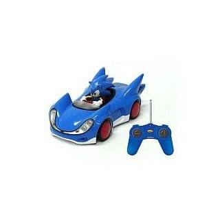 AllStars Racing Vehicle with 3.5 Inch Figure R/C Sonic the Hedgehog