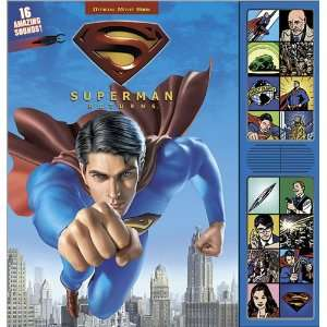 Superman Returns Deluxe Sound Storybook (9780696228971