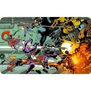Venom Spider Man Psp Marvel Comics Mouse Pad Office