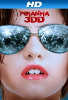Piranha 3DD (2D Theatrical Rental) [HD]: Danielle