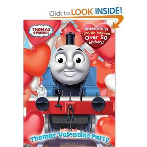Thomas Valentine Party (Thomas & Friends) (Full Color Activity Book