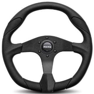 Sparco 015TPFNR Naxos Black Steering Wheel Explore similar items