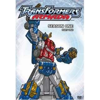 Transformers Armada   Season 1 Part 1: Artist Not