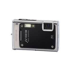Stylus 1030 SW 10.1MP Waterproof Black Digital Camera