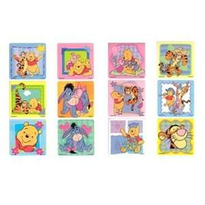 Winnie the Pooh Friendship themed Stickers Toys & Games
