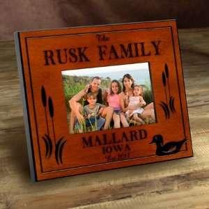 Cabin Series Frame   Wood Duck: Home & Kitchen