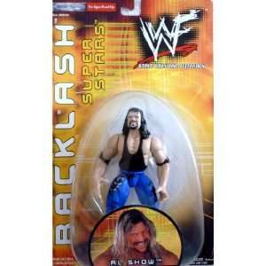 AL SNOW   WWE WWF Wrestling Exclusive Backlash Toy Figure by Jakks