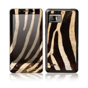 Zebra Print Design Protective Skin Decal Sticker for