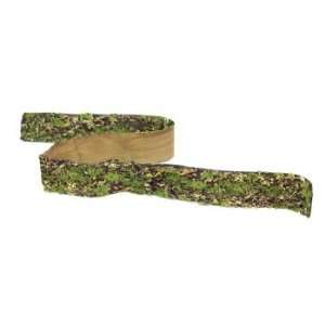 Pack of 6 Meadows Dream Green Moss Covered Ribbon 1.5 x