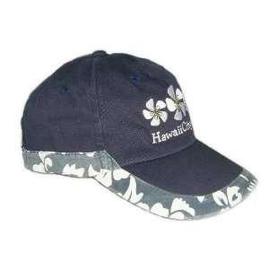 HawaiiCity Aloha Print Logo Ball Cap Hat from Hawaii